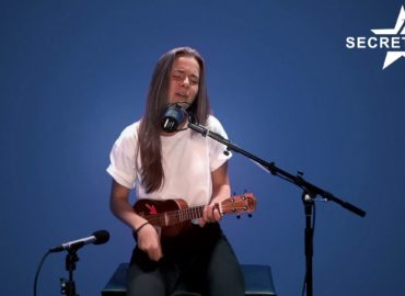 Raphaela Kalla mit dem Song ''Counting Stars von One Republic